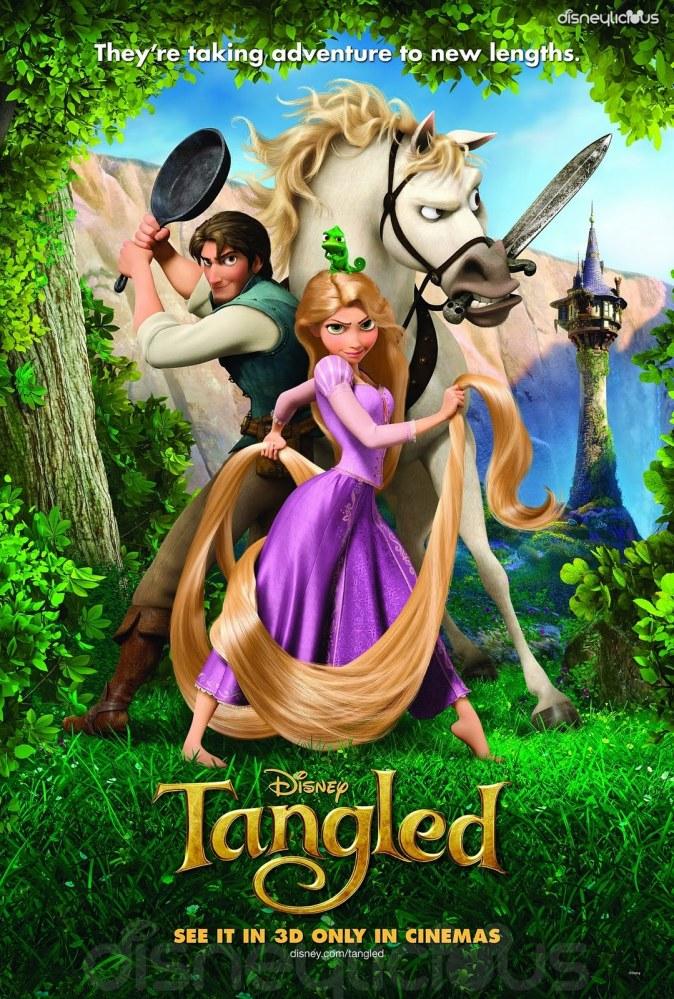 Rapunzel (Tangled) (1/3)
