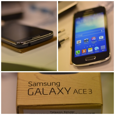Sekedar Review - Samsung GALAXY Ace 3 (1/2)
